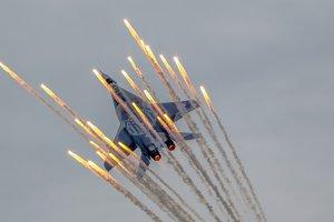 Названа причина падения МиГ-29, купленного Египтом у России