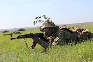 Появилось фото бойца ВСУ, погибшего на Донбассе от пули снайпера