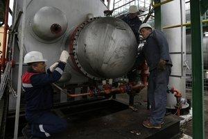"""""""Зимние"""" запасы газа в Украине выросли вдвое"""