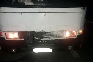 Автобус с пассажирами, следовавший на Киев, насмерть сбил неизвестного