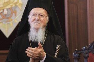 Вселенский патриарх: Москва должна признать – Украина имеет право на автокефалию