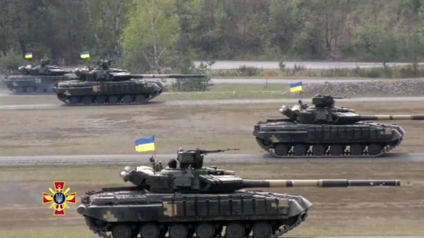 Армия Украины попала втоп-10 вЕвропе