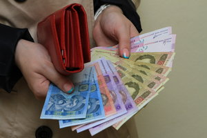 В Нацбанке предупредили о слишком быстром росте зарплат в Украине