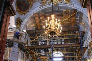 Андреевскую церковь намерены реконструировать до 2020 года