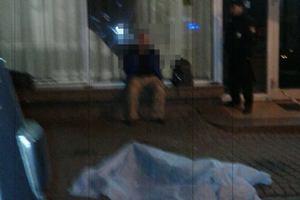 Во Львове арестовали киевлянина, который убил прохожего во время киносъемок