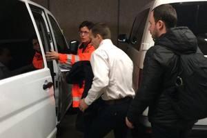СМИ назвали имя экстрадированного из Швейцарии украинца