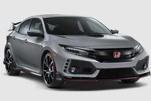 Honda показала обновленный Civic Type R: фото