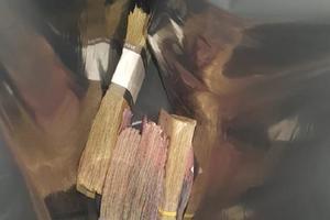 Двое иностранцев в ресторане Киева украли сумку с 100 тысячами гривен