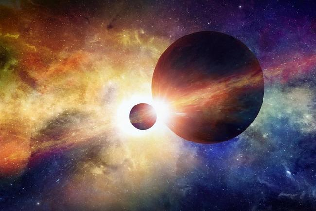 The star is 13.5 billion years old. Photo: BBC.com