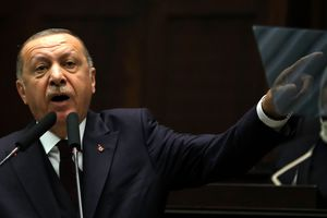 Эрдоган заявил, что санкции США против Ирана возвращают мир к имперскому порядку