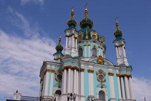 Андреевскую церковь отдали Вселенскому патриарху: Порошенко подписал закон