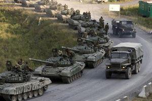 Боевики перебросили в Донецк танки и артиллерию: в ООС назвали причину