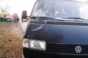 В Винницкой области иномарка сбила 11-летнюю девочку