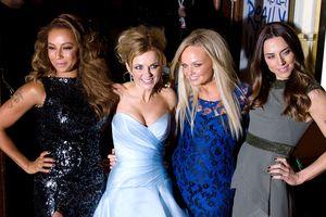 Spice Girls впервые вышли в свет после новости о воссоединении