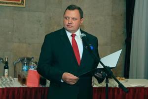 Посол Венгрии в Украине покинул свой пост