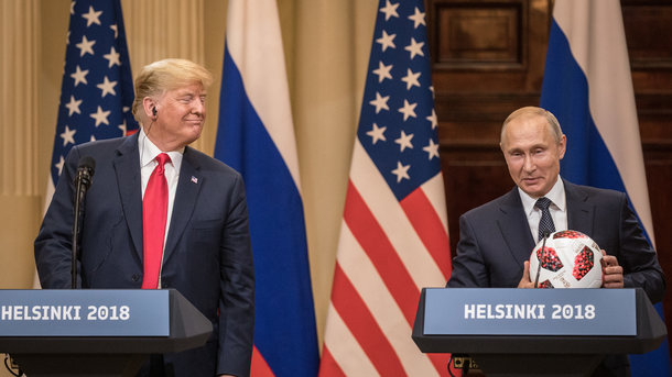 Трамп: РФ  смогла присоединить Крым из-за Обамы
