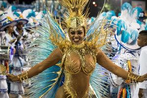 Жан-Поль Готье пошьет костюмы для карнавала в Рио
