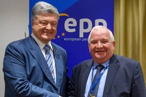 Крупнейшая партия в Европарламенте обещает Украине свою поддержку