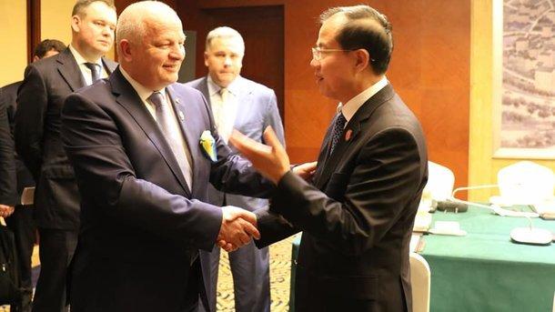 Минэкономики предложило Китаю создать Зону свободной торговли - : деловой новостной сайт Дело Украина