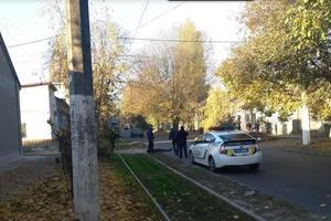 Набросился с топором: в Одессе полицейские застрелили подозреваемого в убийстве