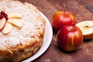 Цветаевский пирог и другая вкусная выпечка с антоновскими яблоками
