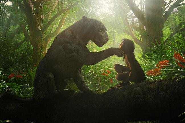 Трейлер нового «Маугли» отNetflix