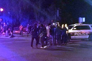 Кровавая бойня в баре Калифорнии: погибли 13 человек