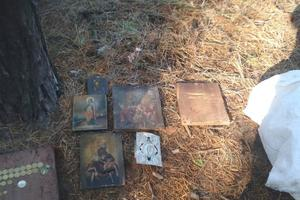В Харьковской области мужчина ограбил церковь