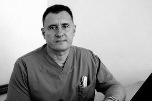 В Одессе во время операции умер врач, спасавший военных