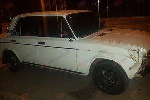 В Бердянске ВАЗ сбил мужчину, перебегавшего дорогу в неположенном месте