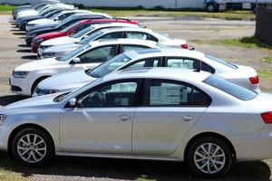 В Украине автопроизводство упало на 22%