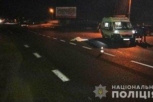 Сбил насмерть двух человек: в Харькове арестовали водителя Lexus