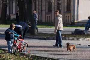 На выходных в Киеве испортится погода: ветер значительно усилится
