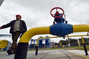 """Украина прекратила наращивать запасы """"зимнего"""" газа"""