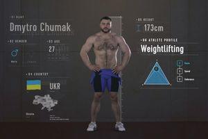 Украинец стал вице-чемпионом мира по тяжелой атлетике