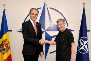Молдова предложила НАТО провести учения у админграницы с Приднестровьем