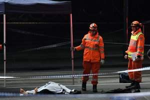Теракт в центре Мельбурна: в полиции Австралии сделали заявление