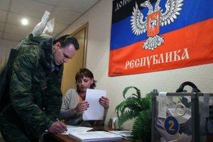 """""""Выборы"""" на Донбассе не начались, а российские военные уже проголосовали – СБУ"""