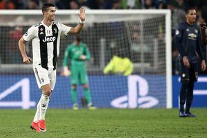 Гол Криштиану Роналду в ворота его бывшей команды признали лучшим в Лиге чемпионов