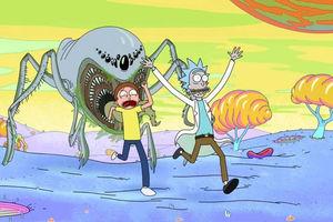 """""""Рик и Морти"""" стал самым кровожадным мультсериалом в истории"""