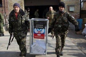 """В СБУ рассказали, кому Кремль """"отдал победу"""" в """"выборах"""" на Донбассе"""
