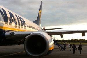 Франция отобрала у Ryanair самолет прямо перед вылетом