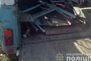 """В Запорожской области полицейские задержали банду """"металлистов"""""""