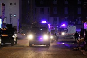 В Турции на военной базе произошел взрыв: 25 раненых