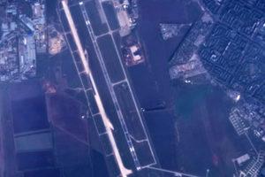 В одесском аэропорту построили треть новой взлетно-посадочной полосы