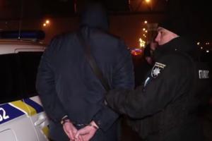Голые ягодицы и шампанское на капоте: в Киеве со скандалом задержали водителя Range Rover