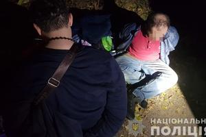 В Днепре копы со стрельбой задержали подозреваемых-иностранцев: фото и видео