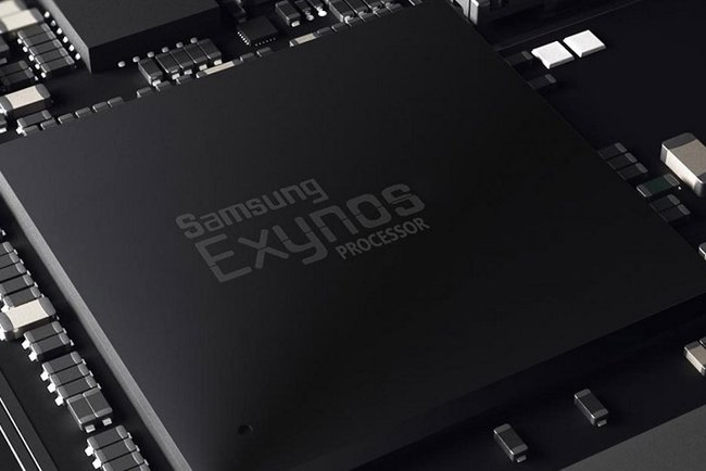 The processor can be called Exynos 9820. Photo: arpaco.ir