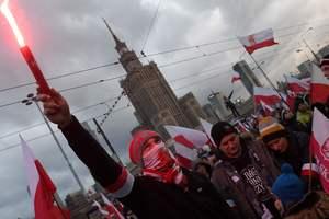 В Польше отмечают 100-летия восстановления независимости: опубликованы фото