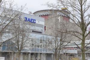 Запорожская АЭС отключила от сети шестой энергоблок